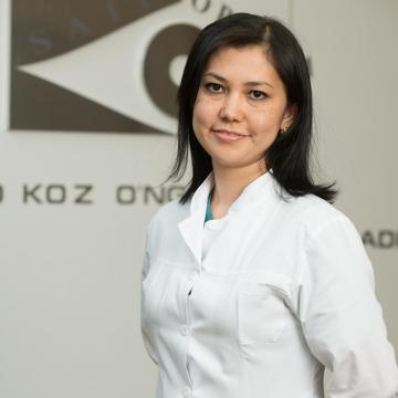 Саодат Байкабулова Сеитхановна